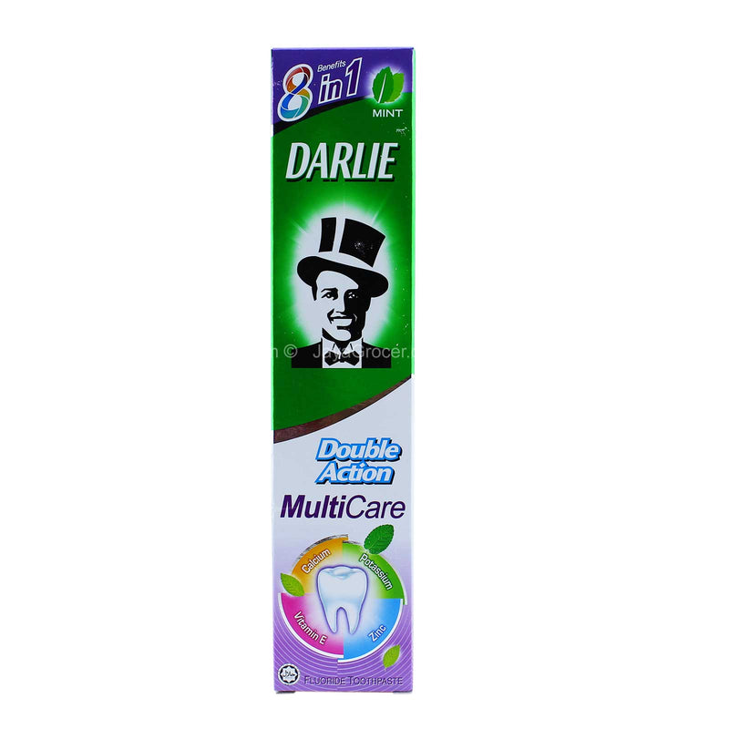 Darlie Double Action Multi Care Fluoride Toothpaste 180g