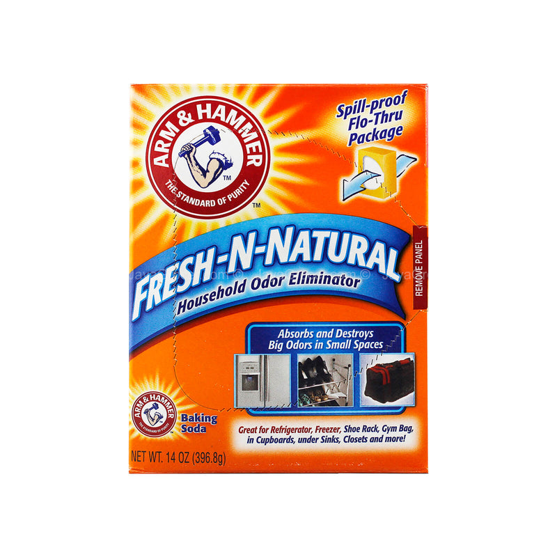 Arm & Hammer Fresh-N-Natural Household Odor Eliminator 396.8g