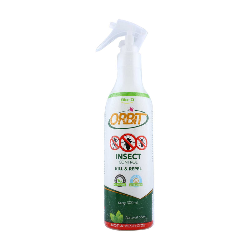 Bio-D Orbit Insect Control Spray Natural Scent 300ml
