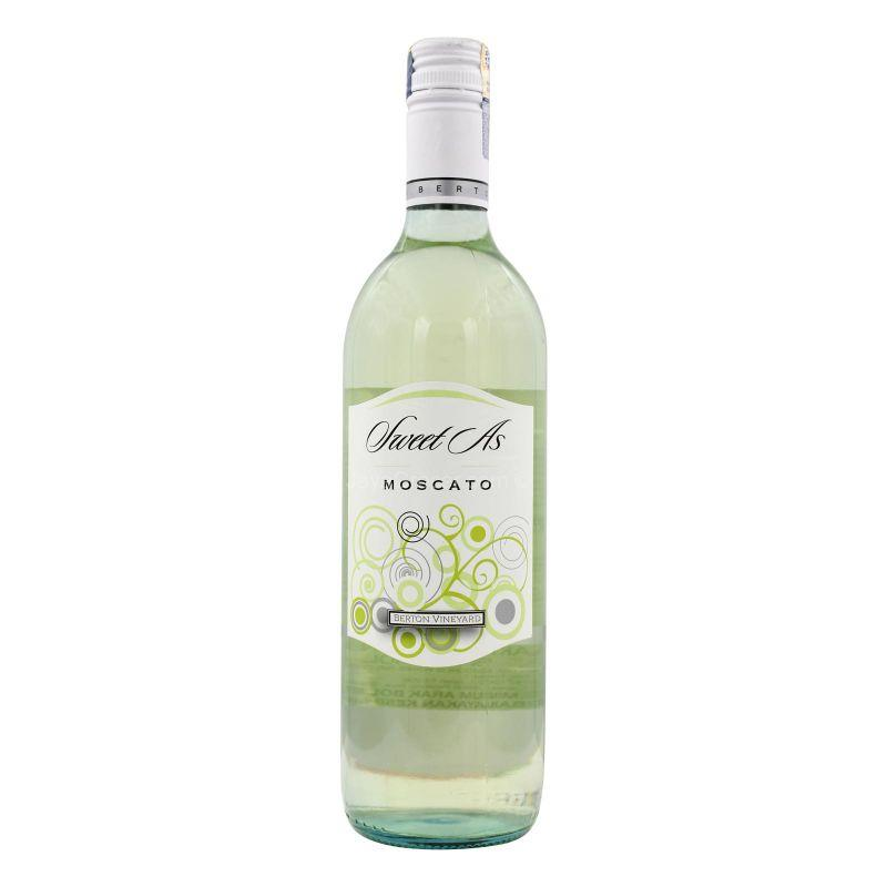 Berton Vineyard Sweet As Moscato Wine 750ml