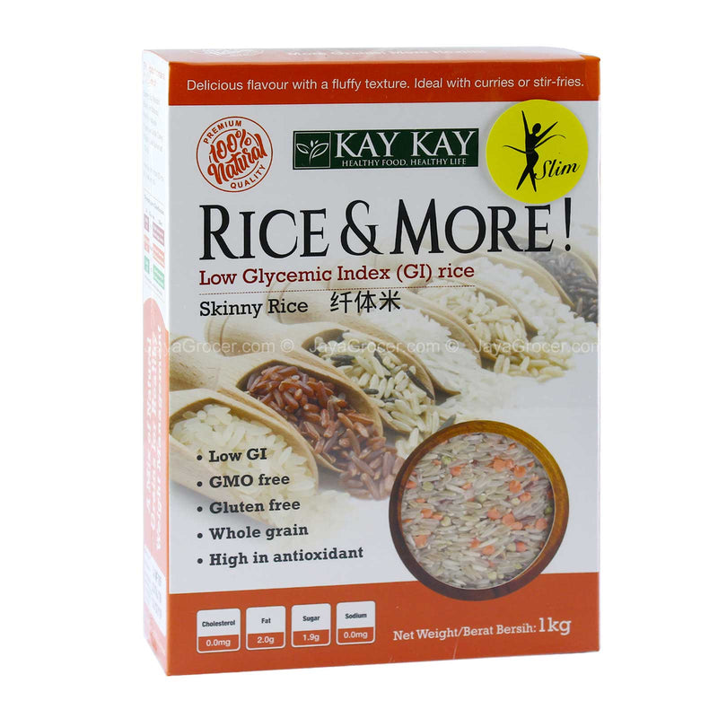 Kay Kay Rice & More Skinny Rice 1kg