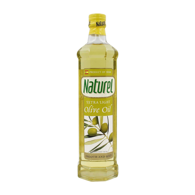 Naturel Extra Light Olive Oil 750ml