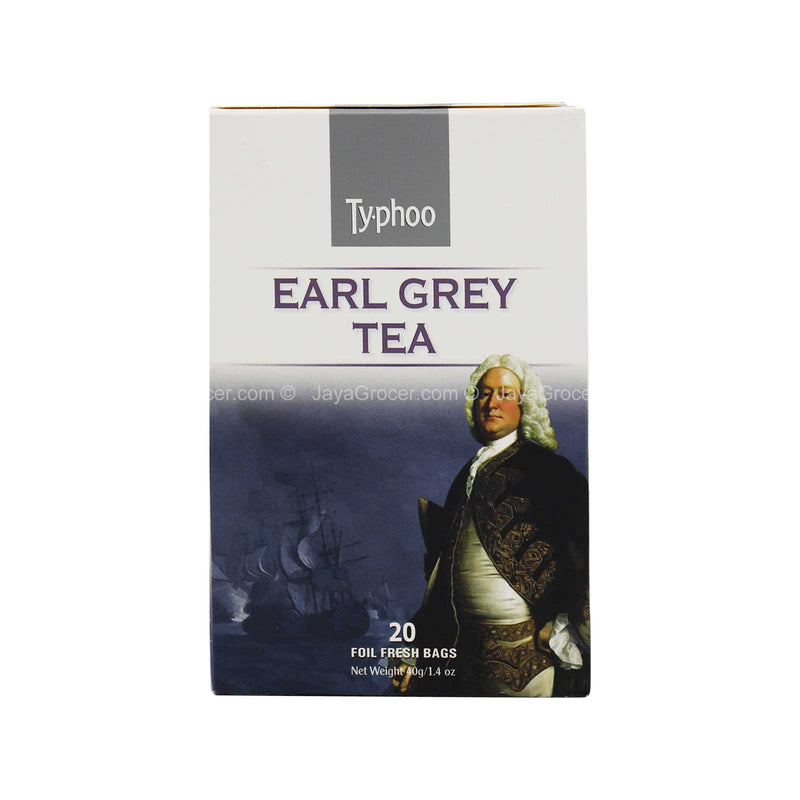 Typhoo Earl Grey Tea 40g