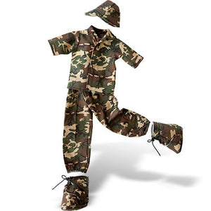 Covert Camo Playwear - Elf Outfit