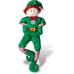 Boy Giant Elf (Red Hair)