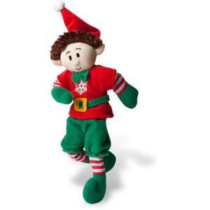 Boy Pocket Elf (Brown Hair)