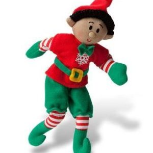 Boy Pocket Elf (Black Hair / Medium Skin Tone)