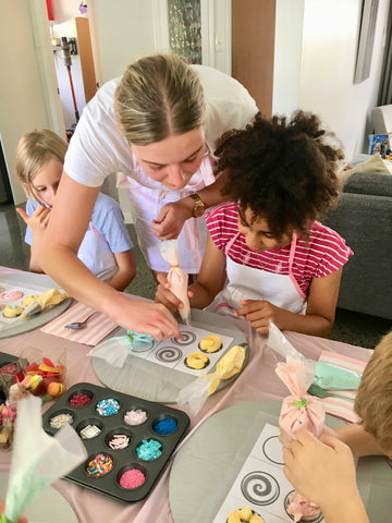 Cupcake workshops come to you