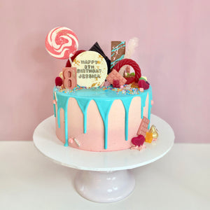 Lollies Galore Cake
