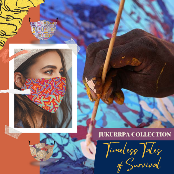 Jukurrpa Face Mask Collection