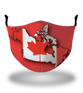 Masx Tech Oh Canada Reusable Face Mask