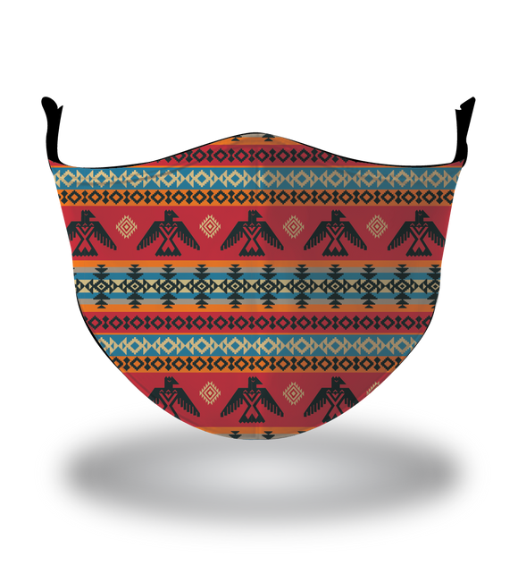 Masx Aztec Reusable Face Mask