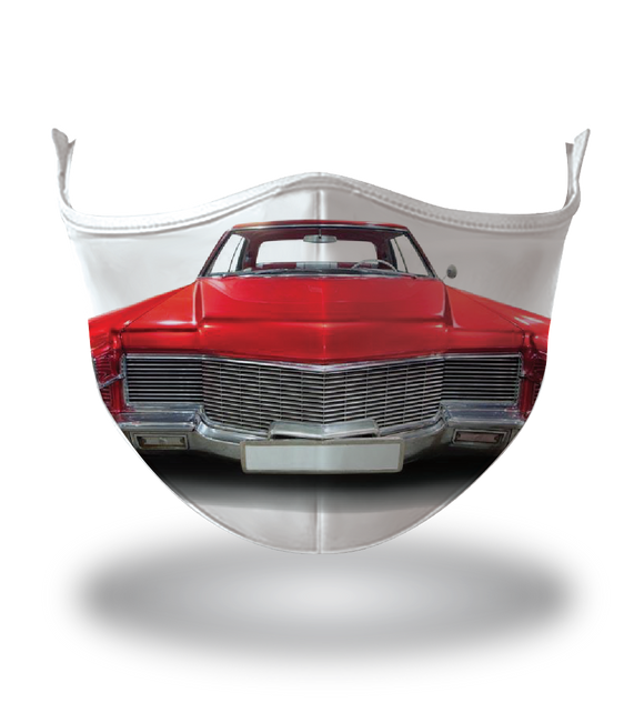 Masx Cadillac Reusable Face Mask