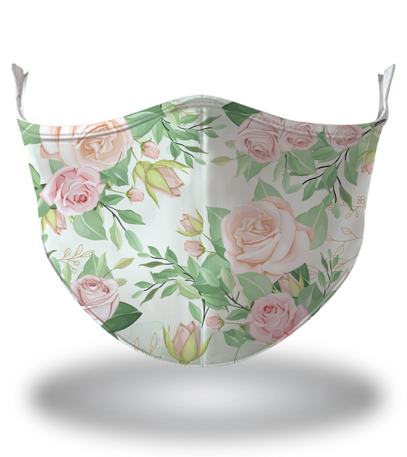 Masx Rosie Reusable Face Mask