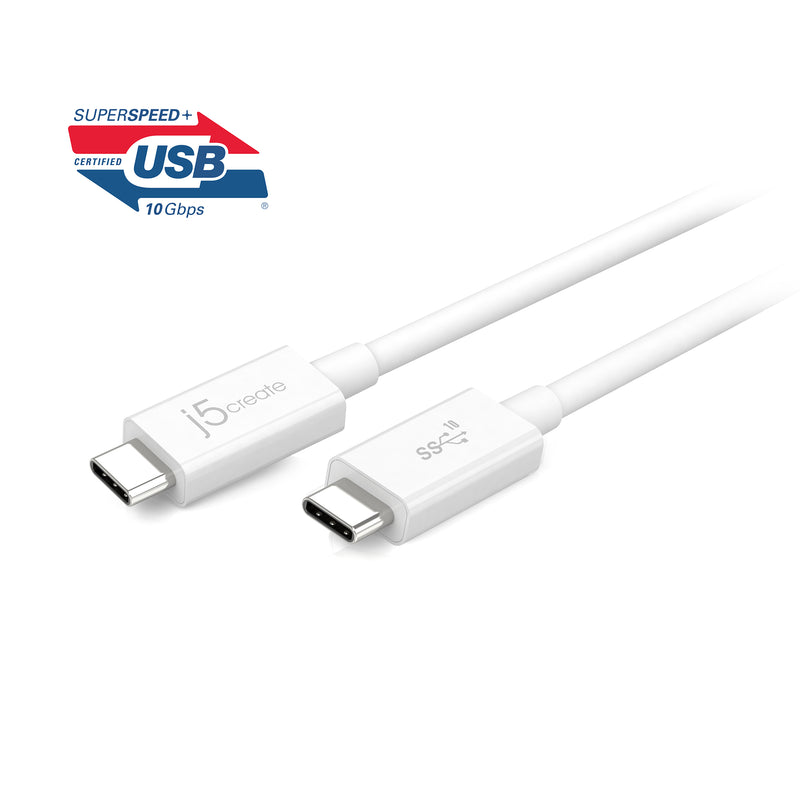 JUCX01 USB Type-C to Type-C ケーブル(販売終了)