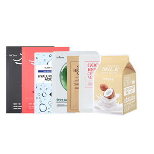 Sheet Mask 7 Pack