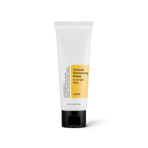 Facial moisturising cosrx ultimate moisturizing honey overnight mask affordable cheap best - HoneyDew Korean Skincare SA South Africa