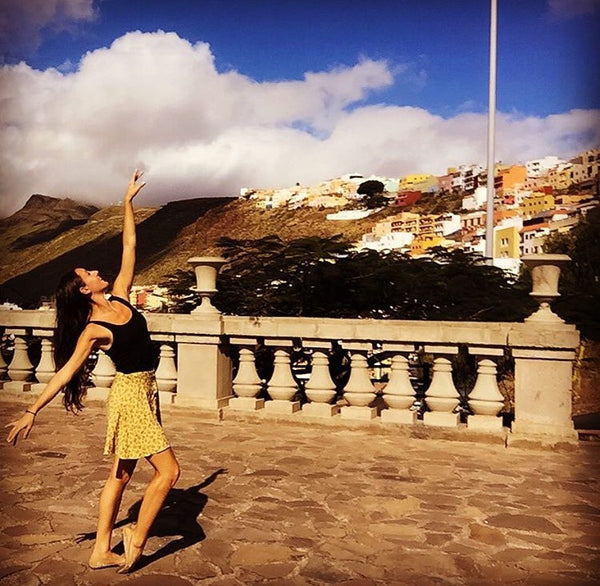 Experiences Dancing Abroad: by Taylor Gordon