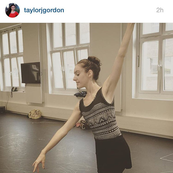Interview with freelance dancer in NYC: Taylor Gordon