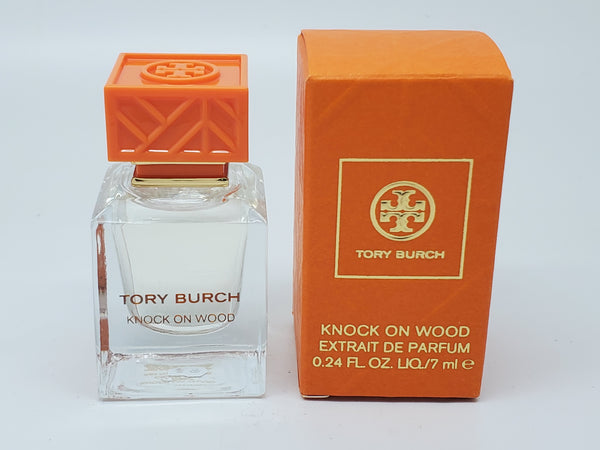 tory burch knock on wood edp mini 0.24 oz / 7 ml