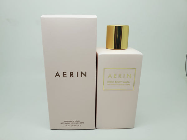 aerin rose body wash 7.6 oz / 225 ml