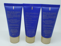 estee lauder advanced night micro cleansing foam 1 oz / 30 ml x 3