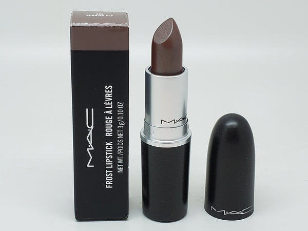 MAC Frost Lipstick 325 Spanish Fly