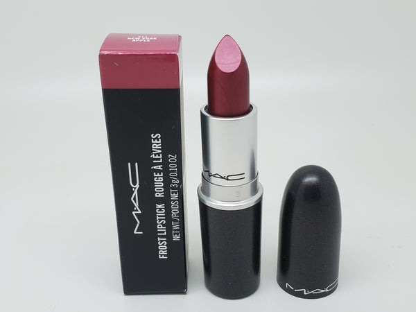 MAC frost lipstick 311 new york apple
