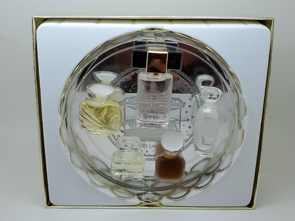 Estee Lauder small wonders beautiful modern muse white linen pleasures youth dew