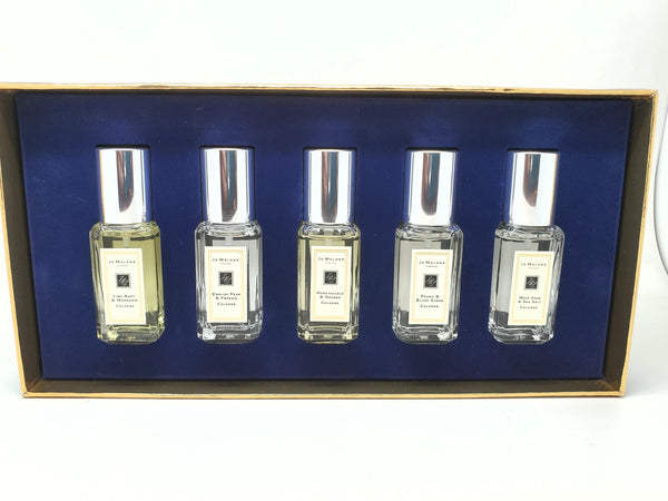 jo malone 5 piece cologne collection set