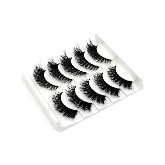 5 Pairs 3D Handmade False Eyelashes