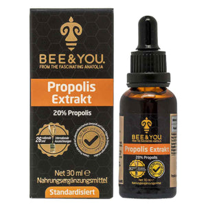 Bee & You Propolis Ekstrakt Damla %20 x 2