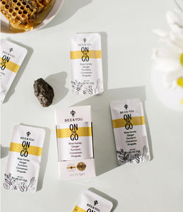 Bee & You Propolis On the Go Zerdeçal (tarçınlı) - 12 adet