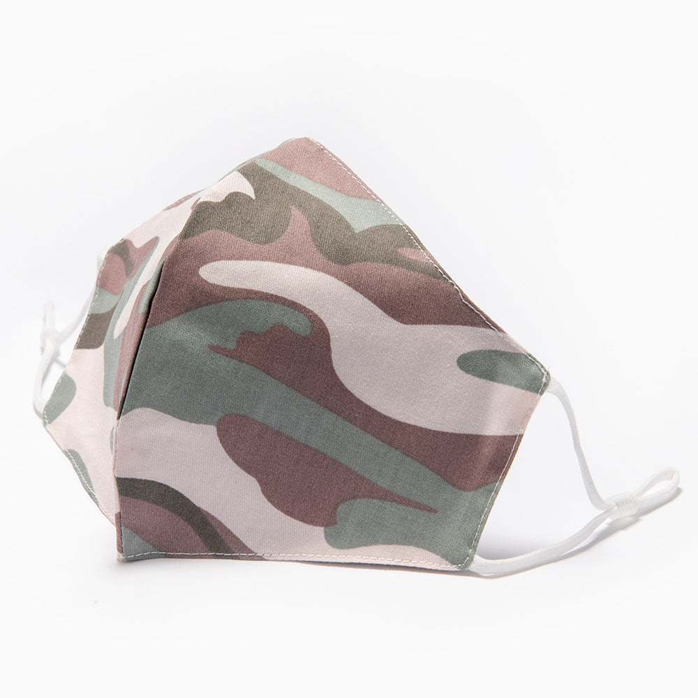 Go Camo - Face Mask
