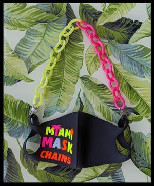 Dolly Rancher - Kids Mask Chain