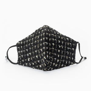 Dotty Tweed - Face Mask