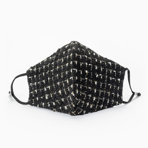 Dotty Tweed - Face Mask 1