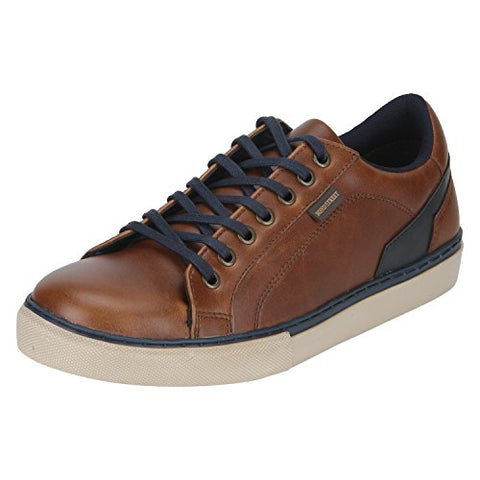 Bond Street by (Red Tape) Men's Tan Sneakers - 7 UK/India (41 EU)(BSS1173-7)
