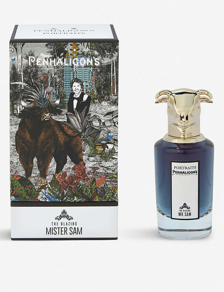 PENHALIGONS The Blazing Mister Sam eau de parfum 75ml