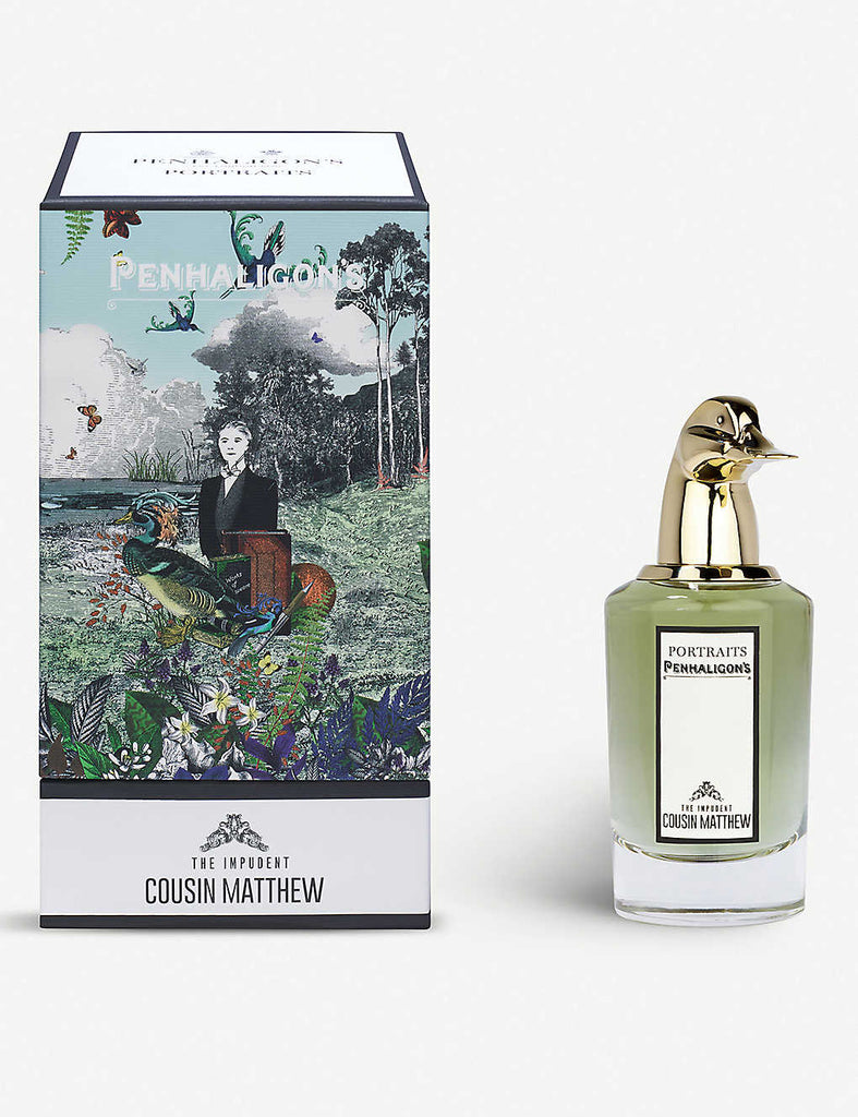 PENHALIGONS The Impudent Cousin Matthew eau de parfum 75ml