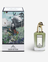 將圖片載入圖庫檢視器 PENHALIGONS The Impudent Cousin Matthew eau de parfum 75ml