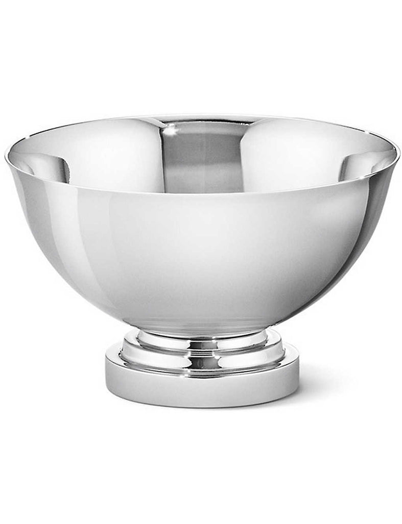 GEORG JENSEN Manhattan Small Stainless Steel Bowl 12cm