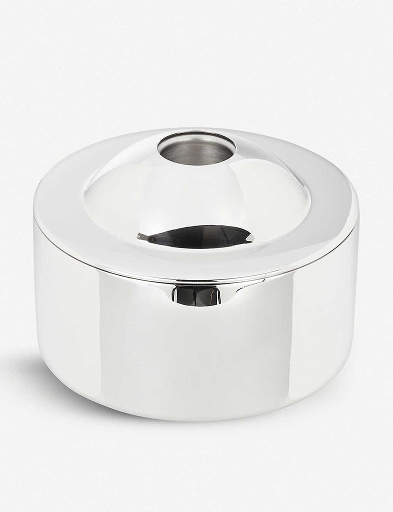TOM DIXON Brew Stainless Steel Biscuit Tin