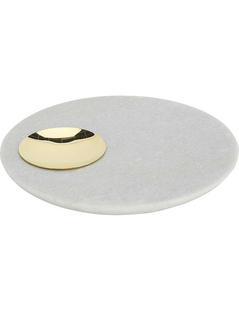 TOM DIXON Morwad Marble Serving Board