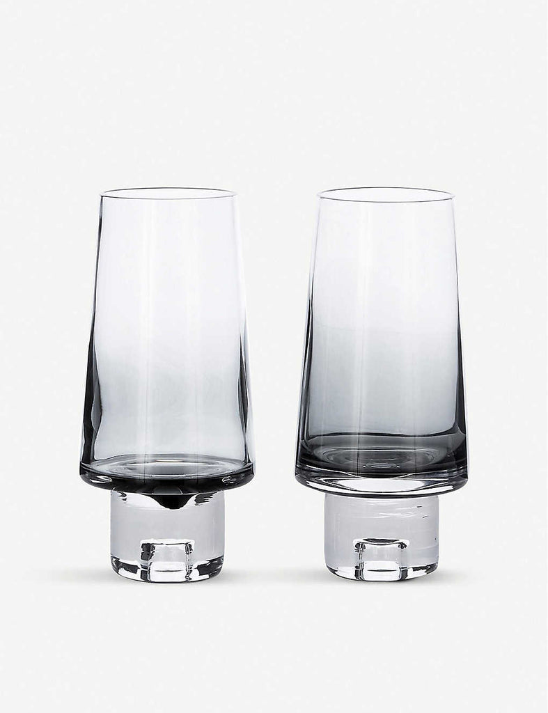 TOM DIXON Tank Highball Glasses Set of Two