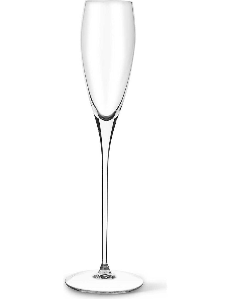 LSA Champagne Flutes Set of Four