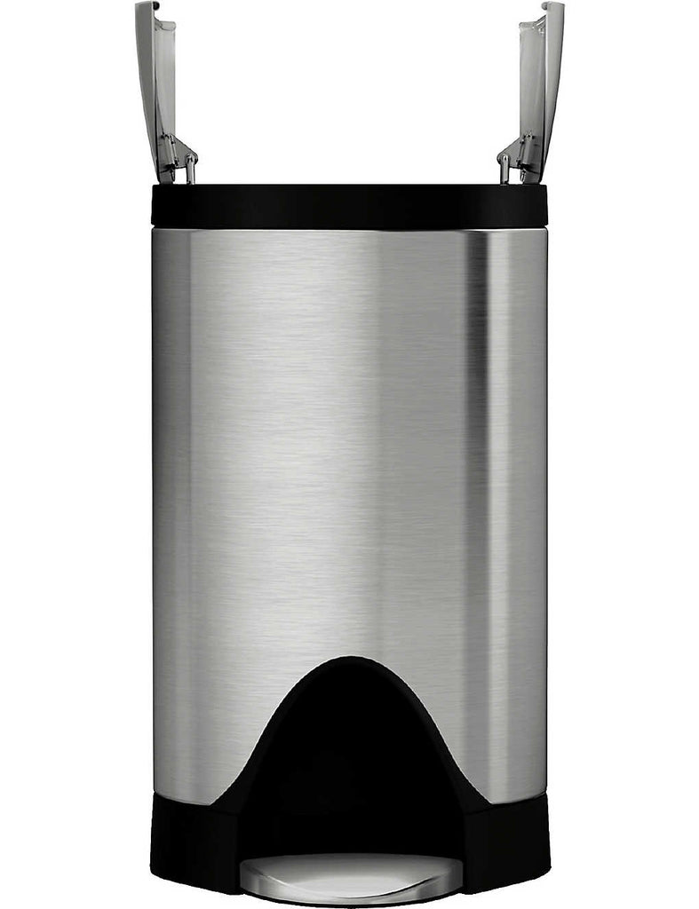 SIMPLE HUMAN 10L Butterfly Pedal Bin