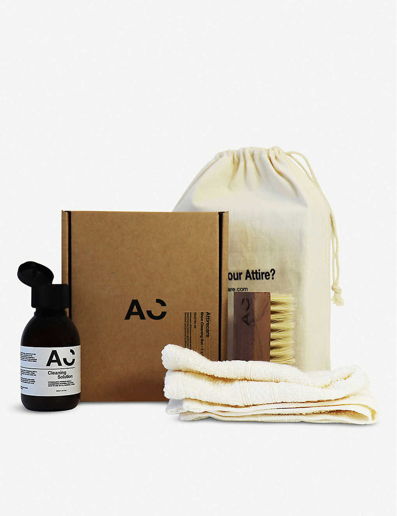 ATTIRECARE Shoe Cleaning Set
