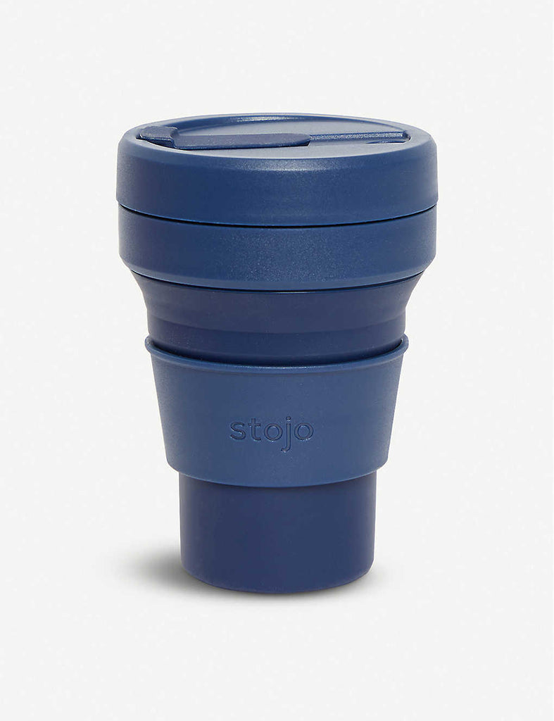 STOJO Brooklyn Mini Collapsible Travel Mug 236ml