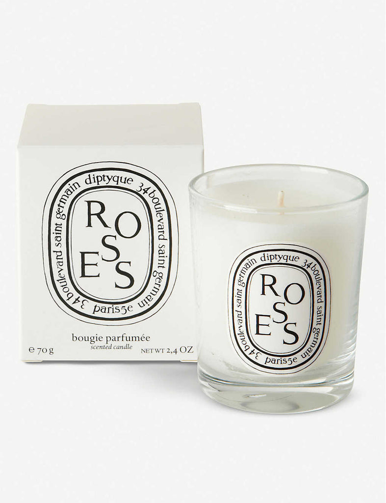 DIPTYQUE Roses Mini Scented Candle
